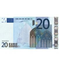 Şaka Parası - 100 Adet 20 Euro