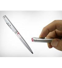 Lazerli ve Led Işıklı Tükenmez Kalem
