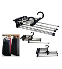 Magic Hanger 5in1 Pantolon Askısı