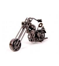 Metal Motosiklet - Siyah