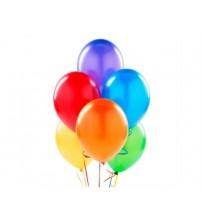 Renkli Balon – 25 Adet