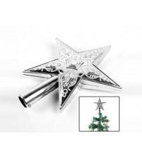 Yılbaşı Ağacı Tepe Yıldızı Süs
