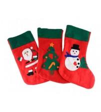 Yılbaşı Özel Noel Baba Hediye Çorabı