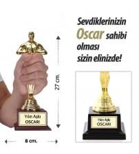 Yılın Aşkı Oscarı ( Büyük Boy )