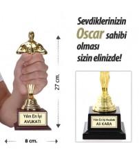 Yılın En İyi Avukatı Oscarı ( Büyük Boy )