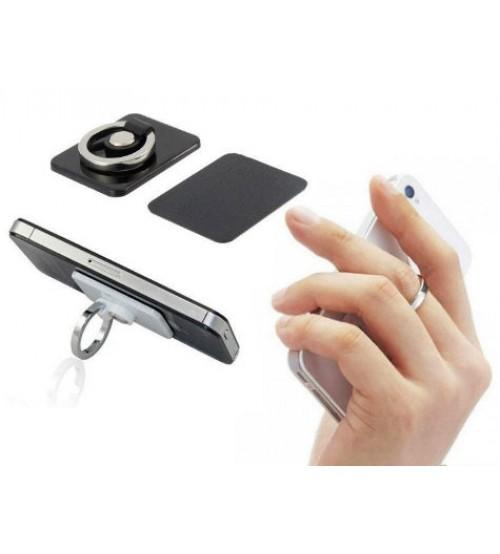 Yüzük Tasarım Telefon Tablet Tutucu Selfie Yüzüğü