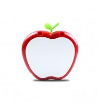 Manikür - Pedikür Seti Elma Şeklinde 4 Parça Aynalı