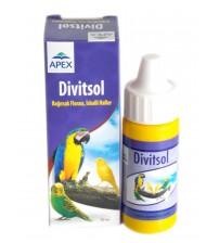 Muhabbet Kuşu - Apex Divitsol Bağırsak Florası (İshal İçin)