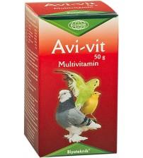 Muhabbet Kuşu - Multivitamin Avi-vit