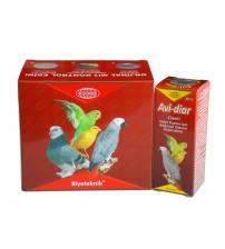 Muhabbet Kuşu Bağırsak Sistemi Geliştirici - Avi-Diar