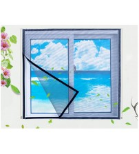 Pencere Cam Sinekliği-Siyah ( 70 cm x 125 cm. )