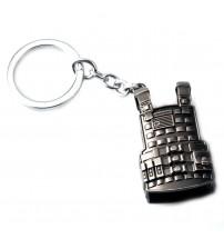 PubG Anahtarlık - Çelik Yelek Zırh Anahtarlık